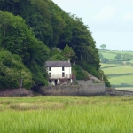 Boathouse Laugharne
