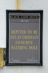 The Black Lion, New Quay