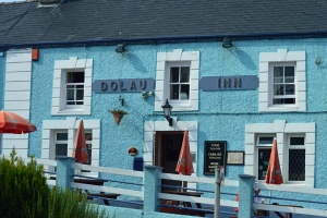The Dolau Inn, on the Dylan Thomas Trail, New Quay