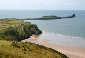 Worm's Head - The Gower