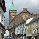 Discover Dylan Thomas's Rest of Wales - Image of Abergavenny