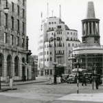 BBC Broadcasting House 1940 - Ben Brooksbank