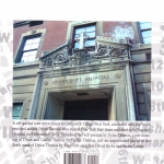 DT Greenwich Village book back cover