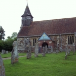 Ellingham Church - Maigheach-gheal