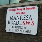 Manresa Rd sign