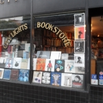 City Lights book shop - a base for the beat poets of the 1950s.